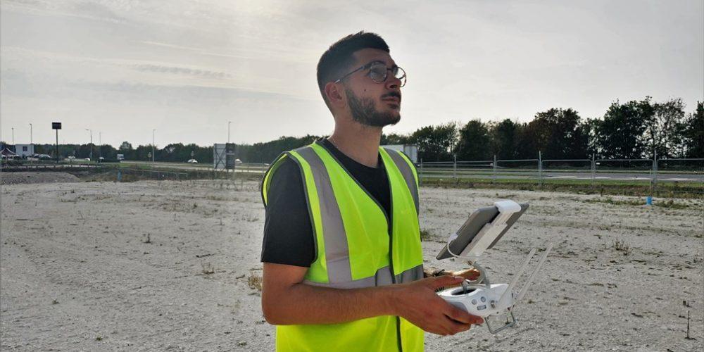 Surveyor-completes-aerial-drone-survey